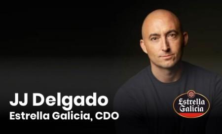 JJ Delgado Estrella Galicia