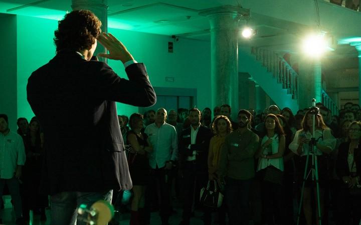 rafa gozalo evento networking thepowermba