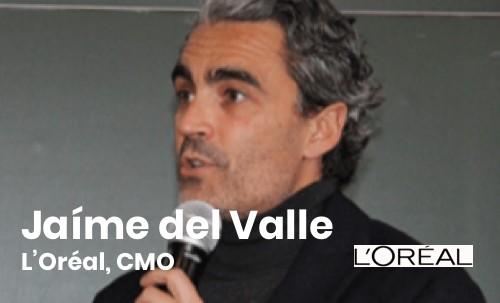 Jaíme del Valle L'Oréal