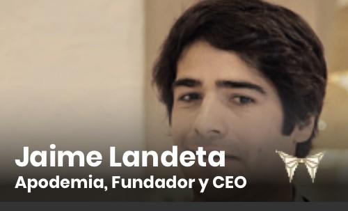 Jaime Landeta Apodemia