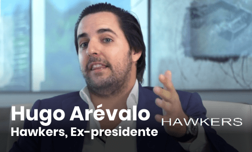 Hugo Arévalo Hawkers