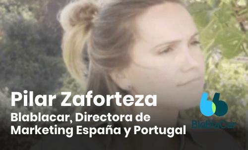 Pilar Zaforteza Blablacar