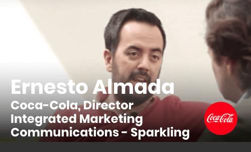 Ernesto Almada Coca-Cola