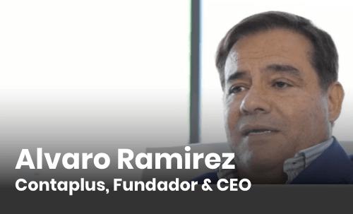Alvaro Ramirez SAGE
