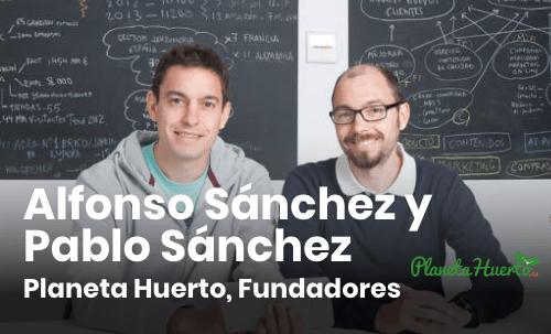 Alfonso Sánchez Planeta Huerto