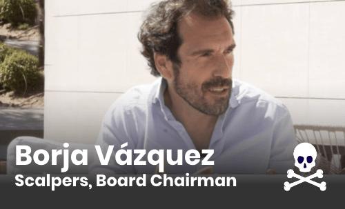 Borja Vázquez Scalpers