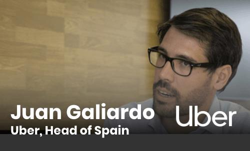 Juan Galiardo UBER