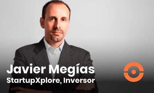 Javier Megías StartupXplore