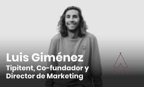 Luis Giménez Tipi Tent