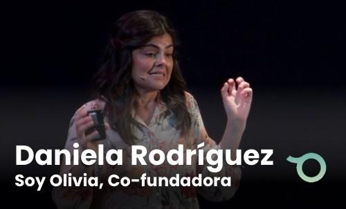 Daniela Rodríguez Soy Olivia
