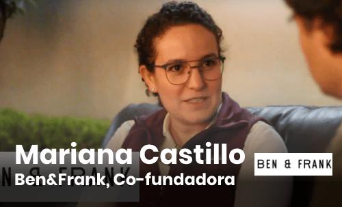 Mariana Castillo Ben&Frank